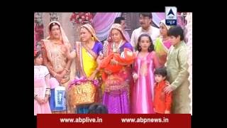 Bhabho becomes angry in naming ceremony of Suraj-Sandhya's daughter