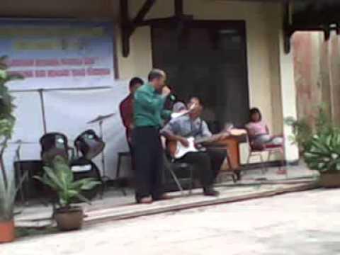 PERPISAHAN SMK NEGERI 1 ENTIKONG TAHUN 2013