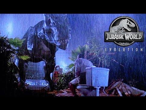 Xxx Mp4 Jurassic World Evolution Our First Guest Eaten By A Dinosaur Episode 4 3gp Sex
