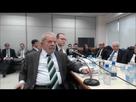 Depoimento de Lula a Sergio Moro - parte 3