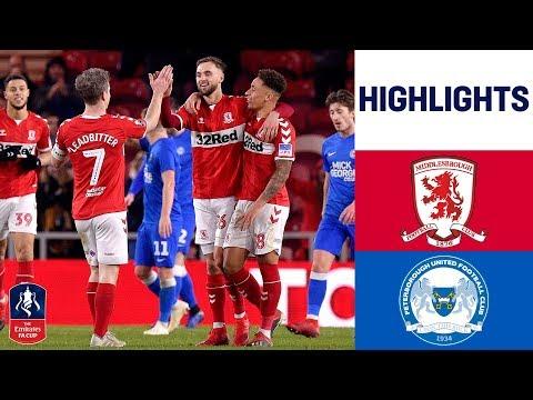 Xxx Mp4 Middlesbrough 5 0 Peterborough Boro Crush League One Peterborough Emirates FA Cup 18 19 3gp Sex