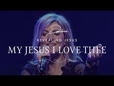 Xxx Mp4 My Jesus I Love Thee From Darlene Zschech S RevealingJesus Project 3gp Sex