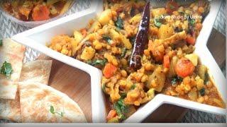 সবজি বাংলাদেশি হোটেল স্টাইলে || Bangladeshi Hotel Style Vegetable Recipe|| Shobji Recipe Bangla