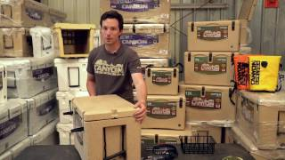 Canyon Coolers Product Knowledge