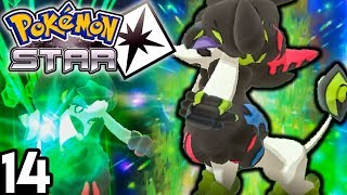 Pokémon STAR :⭐Eine NEUE Zygarde-Form | Pokemon Rom Hack: #14
