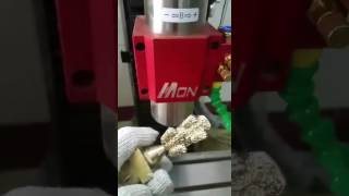 diy homemade mon 5 axis cnc rtcp mill brass #2