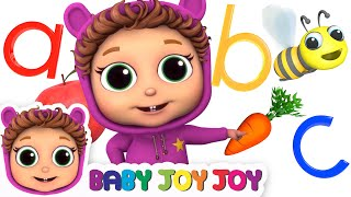 ABCD | Learn the ABCs | Phonics and Letter Recognition