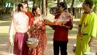Bangla Natok - Ronger Manush |  Episode 33 | A T M Shamsuzzaman, Bonna Mirza, Salauddin Lavlu