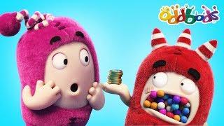 Oddbods | THE GUMBALLS NEW FULL EPISODES | Cartoon | Funny Cartoons For Children | The Oddbods Show