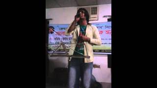 Mon jatona live perfomance by Rajon khan ......