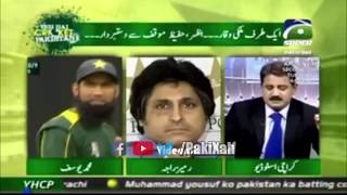Live fights between Cricketers and Artists