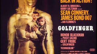 James Bond   Soundtrack ~ Goldfinger Theme