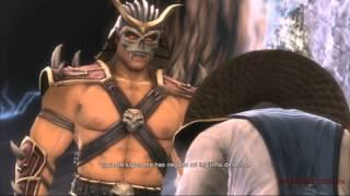 Raiden capitulo 17 final en español (mortal kombat 9)