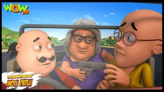 John ek Behrupia Chor - Motu Patlu in Hindi - 3D Animation Cartoon - As on Nickelodeon