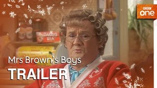 Mrs Brown's Boys Christmas Special - Trailer: BBC One