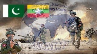 Pakistan VS Myanmar Military Power Comparison    Pakistan Army VS Myanmar Army 2016 - 2017