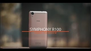 Symphony R100 Hands on Review