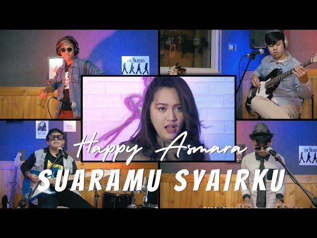 Happy Asmara - Suaramu Syairku ( ANEKA SAFARI)
