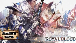 NOVO MMORPG DA GAMEVIL PROMETE / DroidRPG NEWS / GAMEPLAY TRAILER