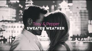 Tony & Pepper || Sweater Weather