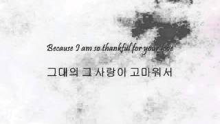 C.N Blue - 고마워요 (Thank You) [Han & Eng]