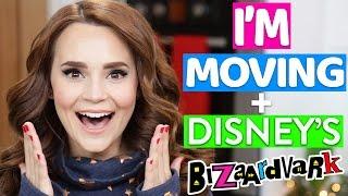 I'M MOVING!! & DISNEY'S BIZAARDVARK