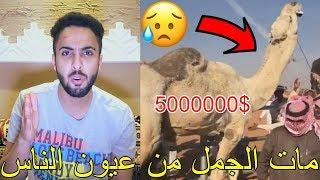 العين والحسد/جمل ب5 مليون مات من عيون الناس!!!