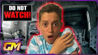 LIVE! Strange noises in our House (scary kids ghost video)
