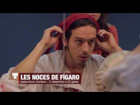 Les noces de Fígaro - making of