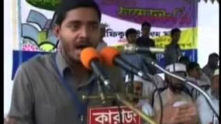 Historical speech by Dr. Shafiqul Islam Masud