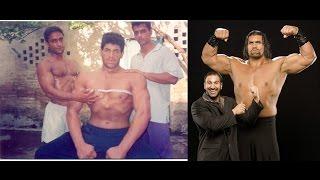 WWE SUPERSTARS TRANSFORMATIONS ft Dwayne Johnson,John Cena ,Brock Lesnar, Khali Motivation -2016