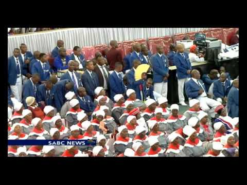 Inter L Pentecost Church Leader Glayton Modise Laid To Rest