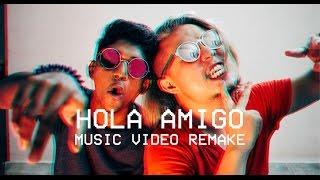 Hola Amigo - RUM | Video Song Remake | Anirudh Ravichander | Hrishikesh | Balan Kashmir