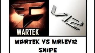 MrLEV12 VS WARTEK au sniper en dual face commentary