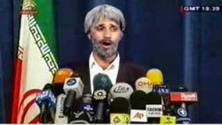 Press Conference 3- Iran Comedy