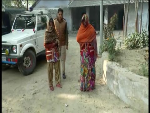 Girl gang-raped and left naked in fields in Kannauj, Police arrested the accused!