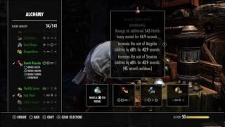 Elder Scrolls Online eso master crafter writ essence ravage health - ravage big three
