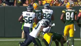 Lane Ejected After Fight!! Touchdown Called Back!!!