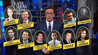 Donald Jr.'s Meeting Looked An Awful Lot Like 'Ocean's Eleven'