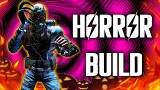 Fallout 4 Builds - The Scarecrow - Horror Halloween Build