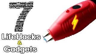 7 Marvelous LifeHacks & Gadgets You Can Try!