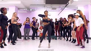 Dj Maphorisa - Midnight Starring | Nneka Irobunda Choreography