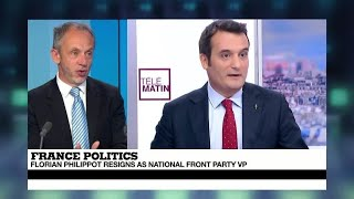 France: Split looms in far right as Marine Le Pen's key aide quits