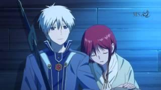 [AMV] Akagami no Shirayukihime [赤髪の白雪姫] - Yume to Hazakura [夢と葉桜]