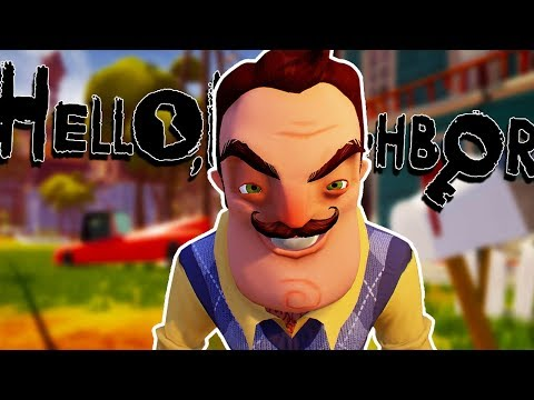 Xxx Mp4 Hello Neighbor Full Game Gameplay Walkthrough WE GET CAPTURED Let S Play PC 1 3gp Sex