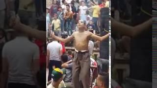 رقص دق كوميدي جامد فشخ مجارى شبح الوراق في الرقص 2019 هل من منافس