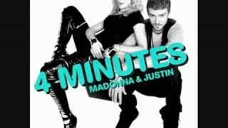 Maddona Feat. Justin Timberlake 4 Minutes