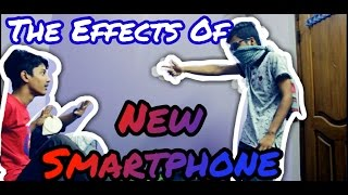 The Effects Of New Smartphone | New Bangla Funny Video 2017 | The InFactors