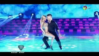 Bailando por un sueño, Final: Fede Bal - Ritmo Bachata