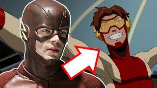 Who is Impulse? - The Flash Season 4